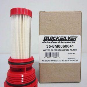 Quicksilver Filtro de Gasolina Mercruiser / Verado - 35-8M0060041