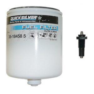 Quicksilver Filtro de Gasolina Mercury Optimax 1-23518458Q3