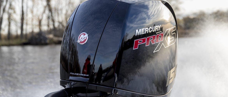 Nueva Fuera de Borda Mercury FourStroke 150hp Pro XS