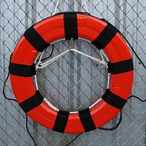 Salvavidas Flexible de Rescate
