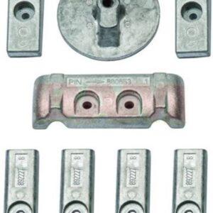 Kit Anodo de Aluminio