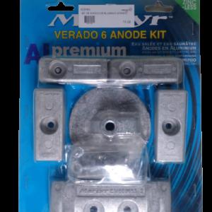 Kit Anodo Aluminio